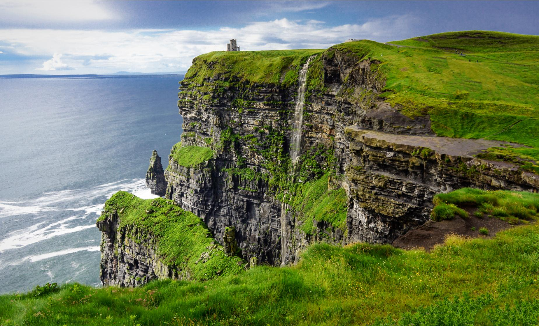 Historic Cliffs of Moher