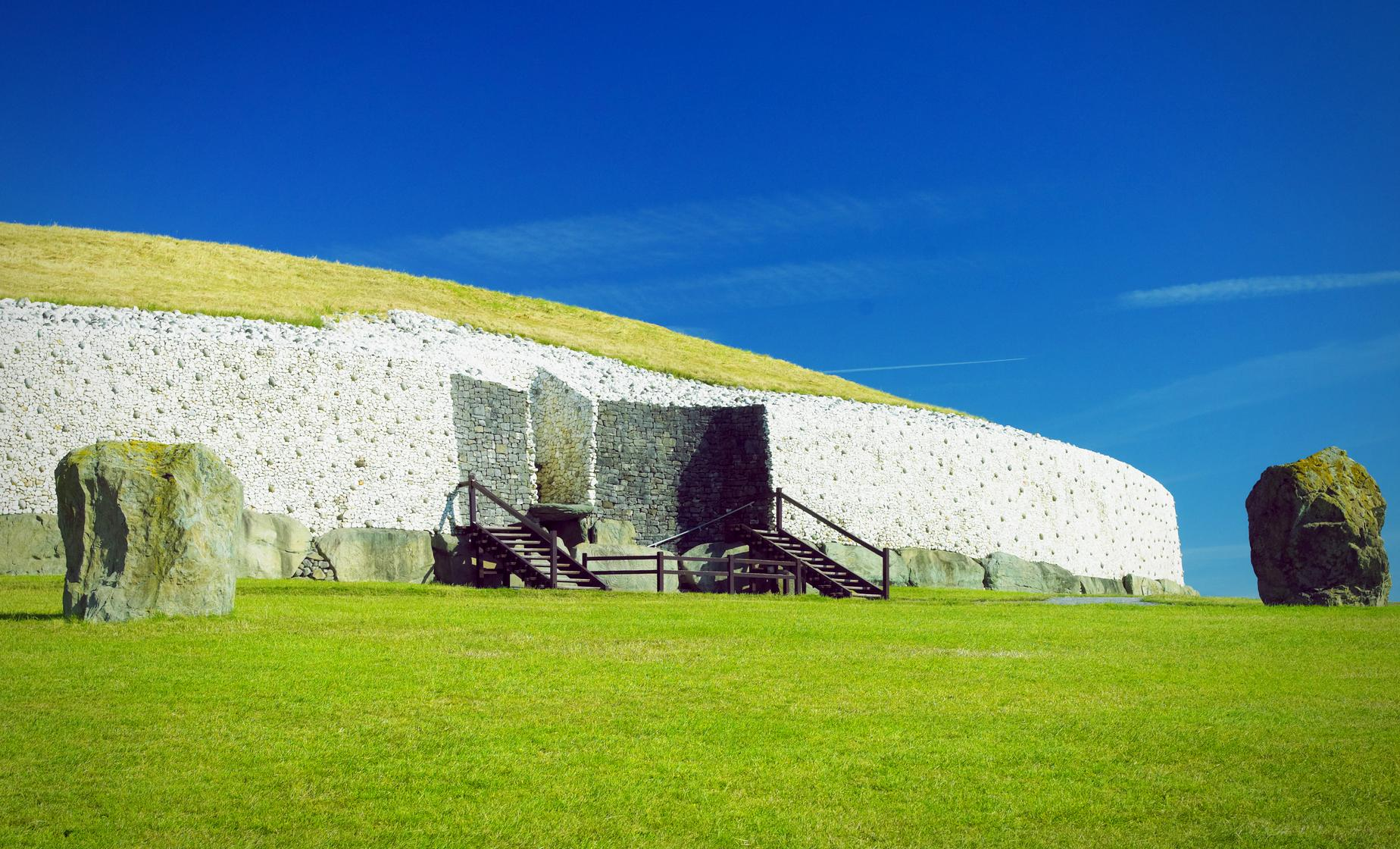 Hill of Tara & Mystical Newgrange