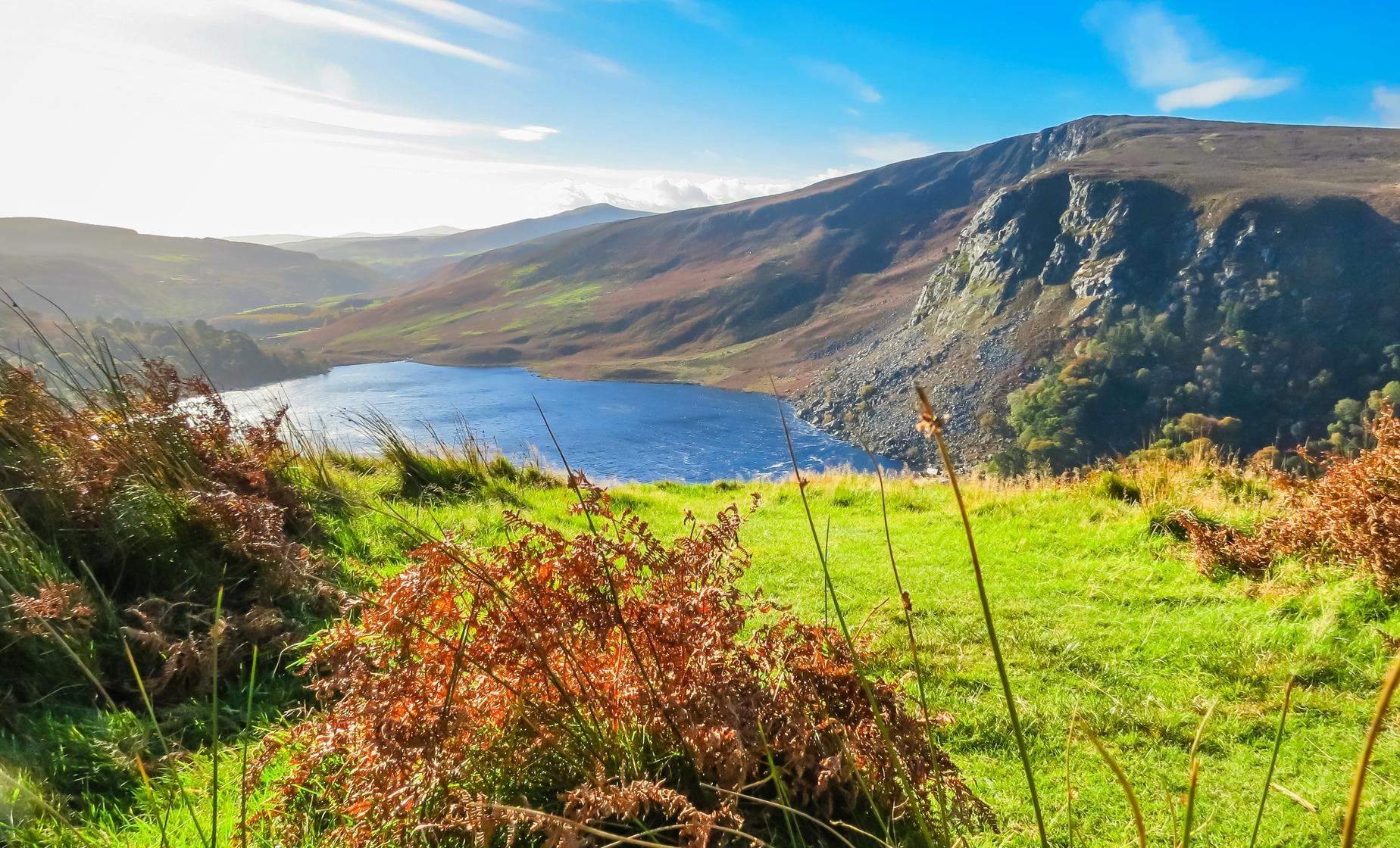 Wonders of Wicklow Mountains