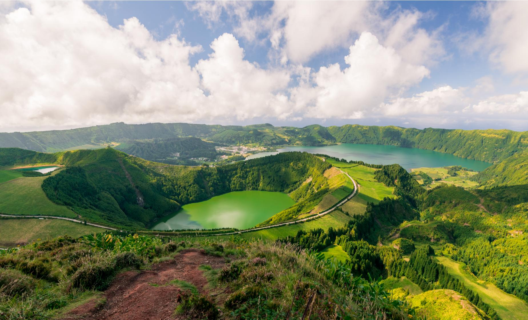 Sete Cidades Adventure Biking