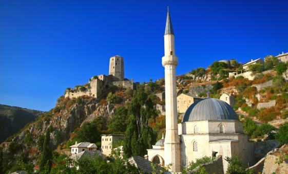 Journey to Bosnia and Herzegovina