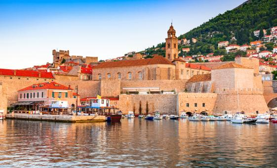 Panoramic Dubrovnik History by Boat