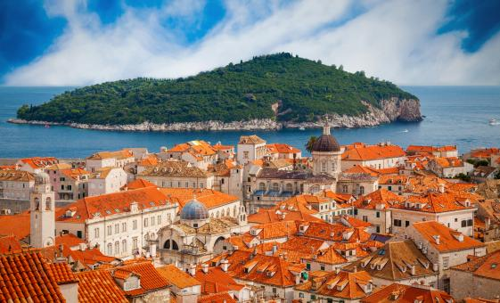 Private Dubrovnik and Lokrum Island On Your Own by Speed Boat