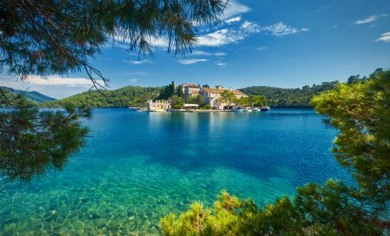Private Mljet Islands by Motorboat