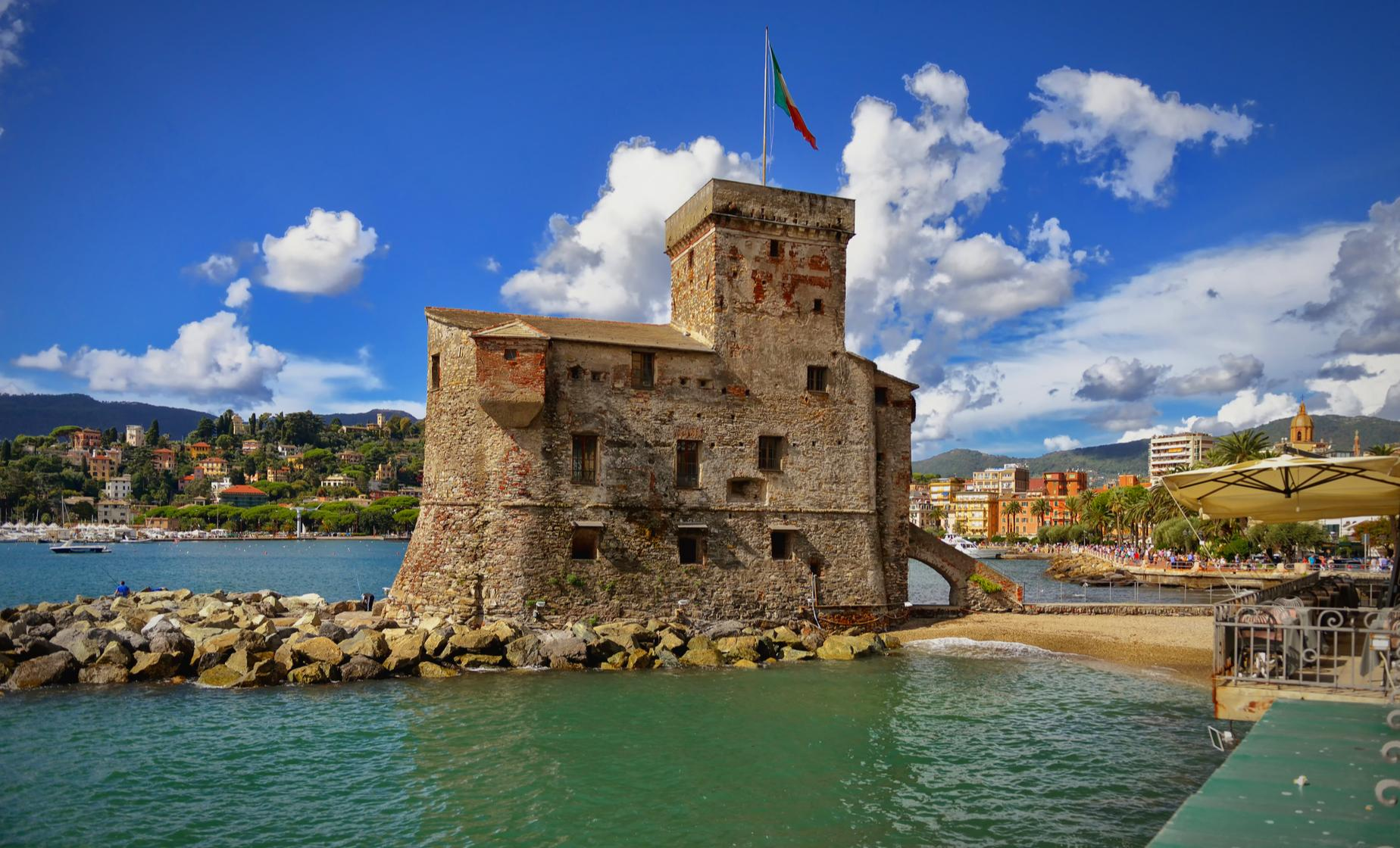 Private Rapallo and Sestri Levante Tour
