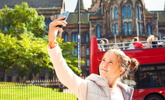 Glasgow On and Off Bus Tour from Greenock (Kelvingrove Art Gallery and Museum)