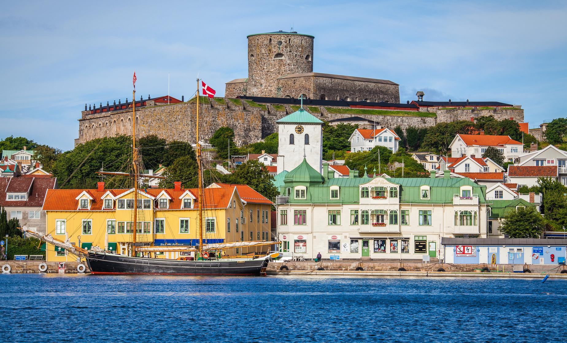 Marstrand and the Sunshine Coast