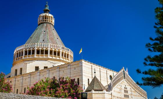 Private Nazareth and Galilee Tour from Haifa (Mount Carmel, Basilica of the Annunciation)