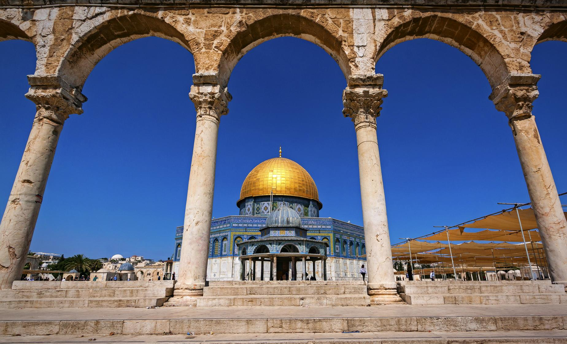 Private Day in Jerusalem Tour from Haifa (Judean Hills, Mt. Zion, Tomb of King David)