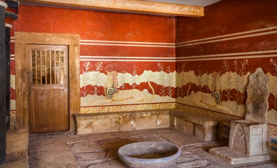 Private Knossos Palace Tour from Heraklion