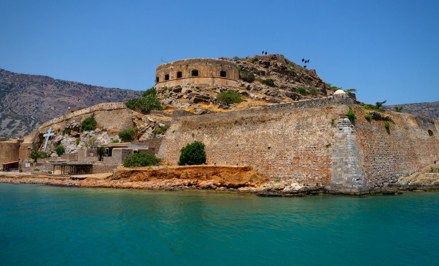 Private Spinaloga and Agios Nikolaos Group Tour from Heraklion (Elounda Bay)