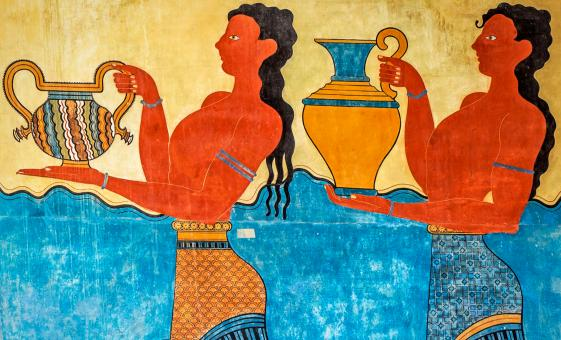 Private Taste of Crete and Knossos Group Tour from Heraklion (Labyrinth with the Minotaur)