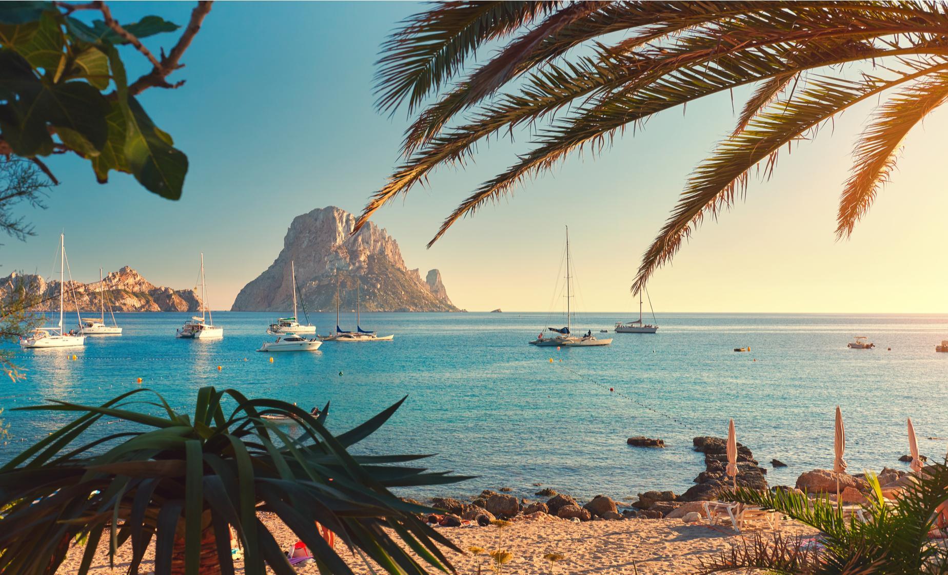Private Ibiza Full-Day