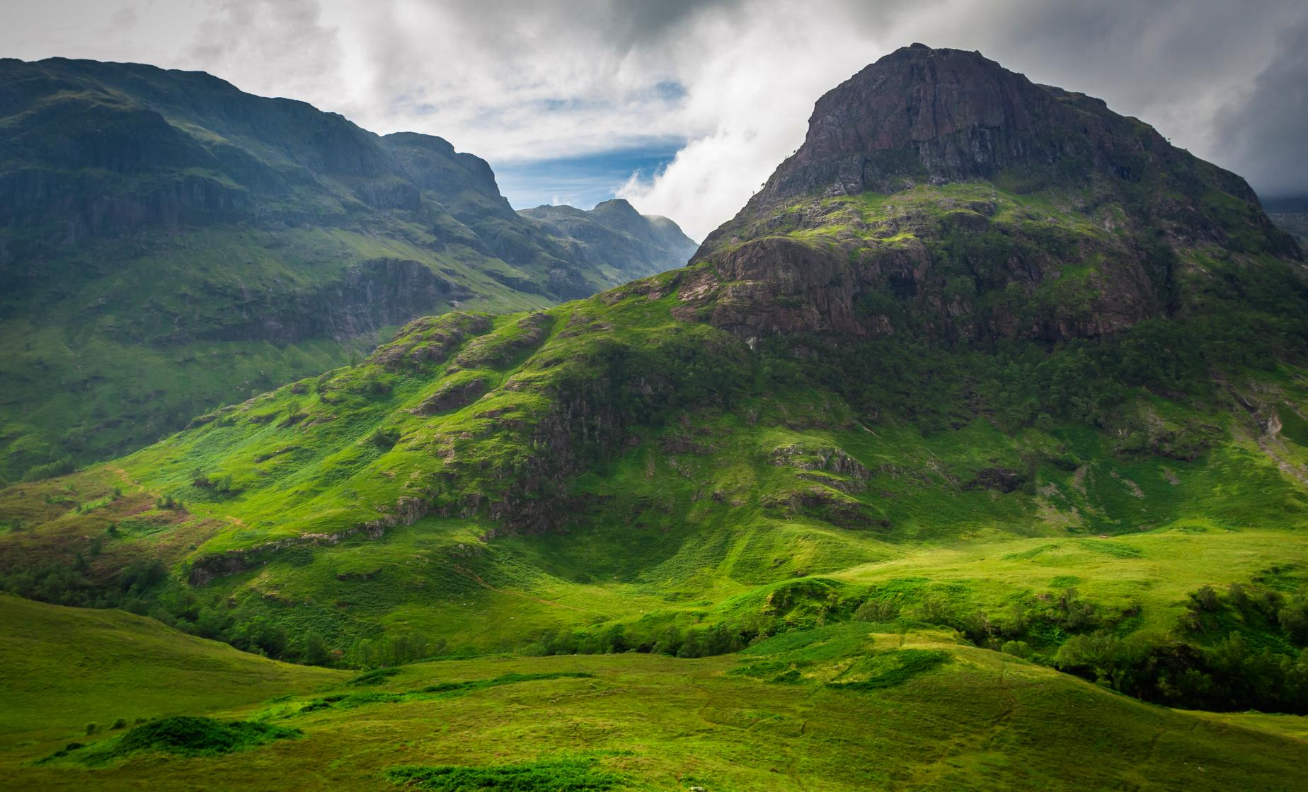 Exclusive Scottish Highlands