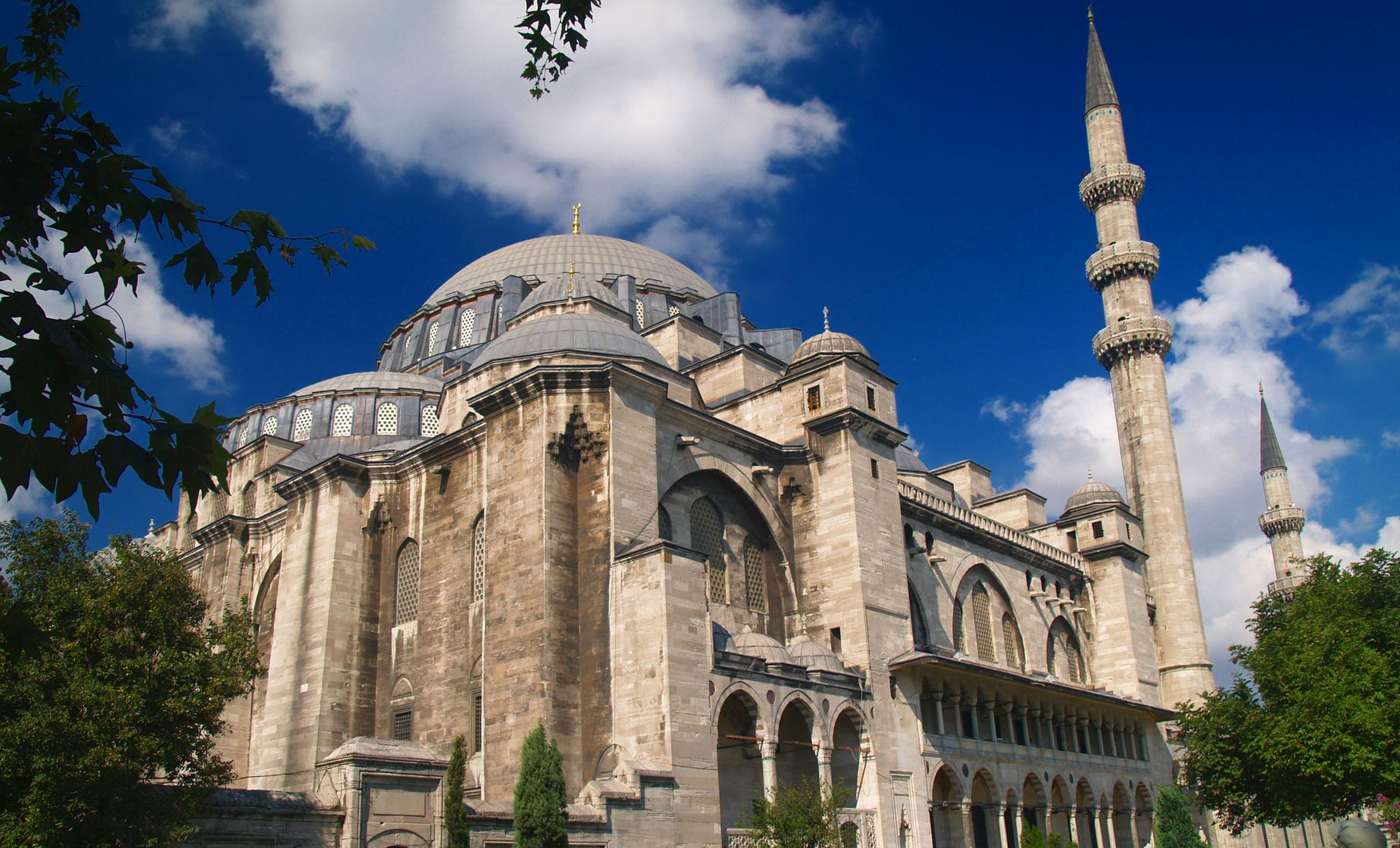 Best of the Artistic & Historic Treasures of Istanbul