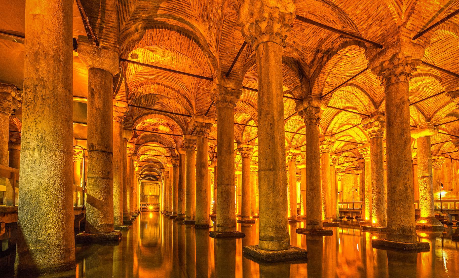 Explore Istanbul's Byzantium Side