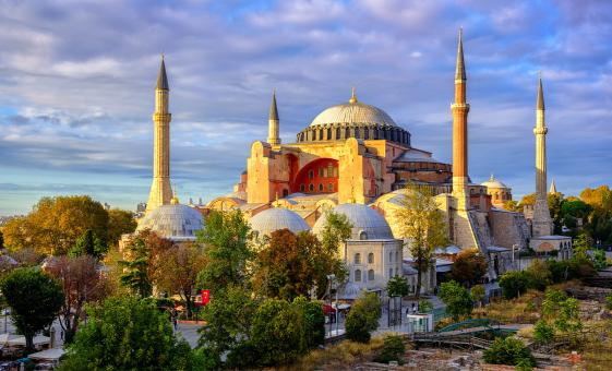Half Day Highlights of Byzantine and Ottoman Empires Tour (Topkapi Palace and Suleymaniye Mosque)