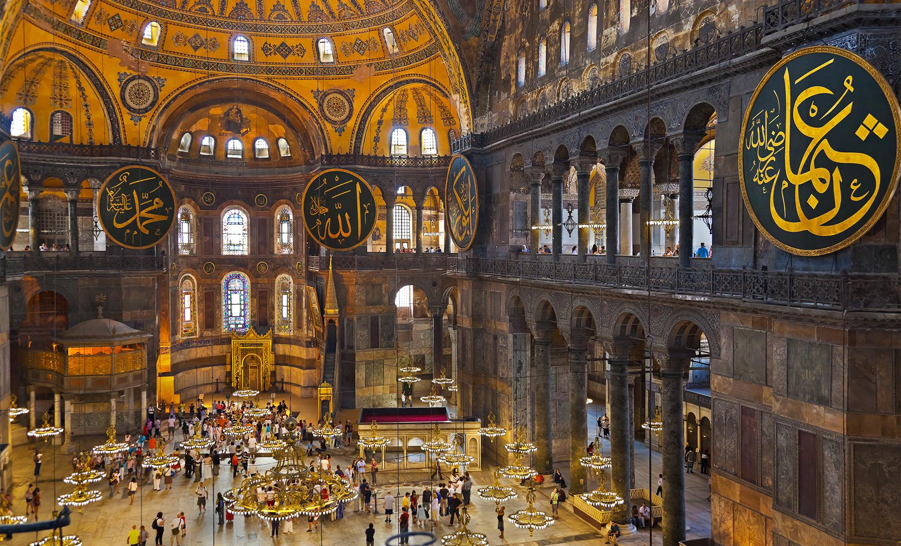 Exclusive Wonders of Istanbul Friday Only Tour (Hippodrome of Constantine, Golden Horn)