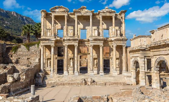 Private History and Religion of Roman Ephesus Tour from Izmir (Basilica of St. John)