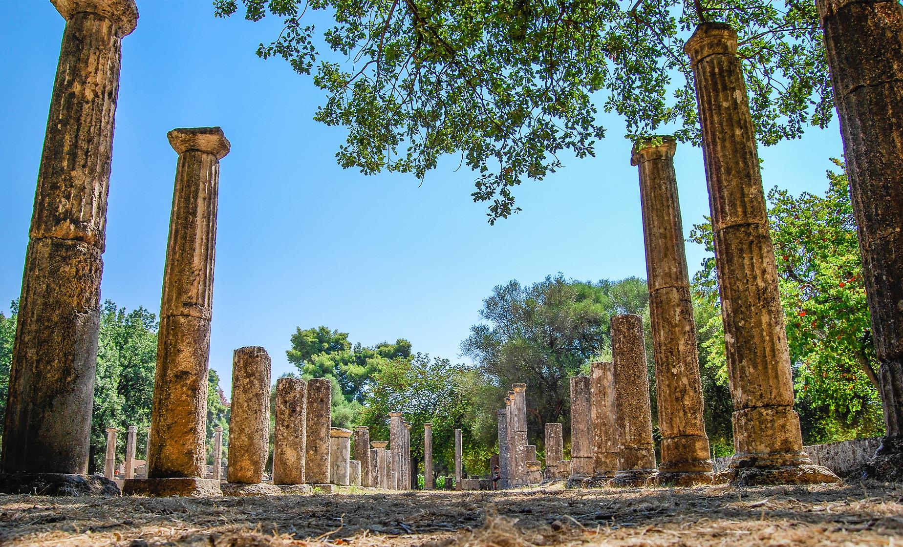 Private Ancient Olympia