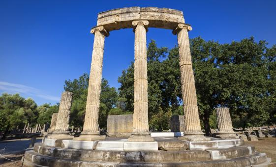 Private Ancient Olympia On Your Own