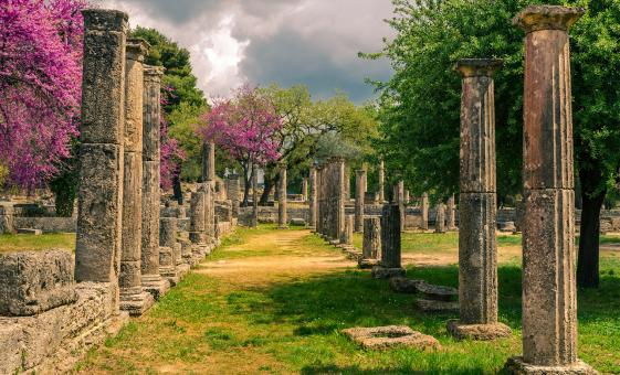 Private Ancient Olympia and Winery