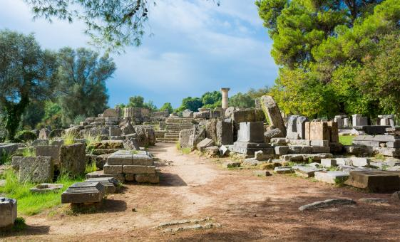 Exclusive Ancient Olympia Tour from Katakolon (Temple of Zeus, Gymnasium, the Vouleuterion)