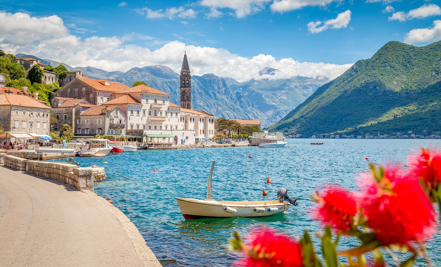 Kotor Bay Biking Tour