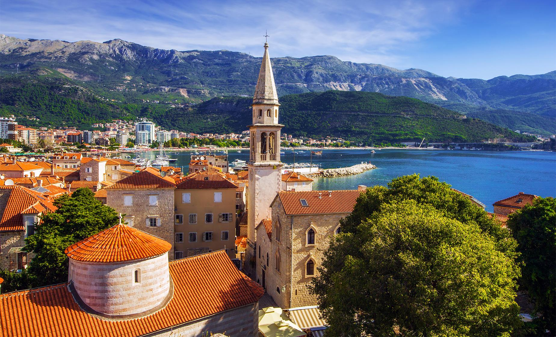 Beauties of Budva Tour