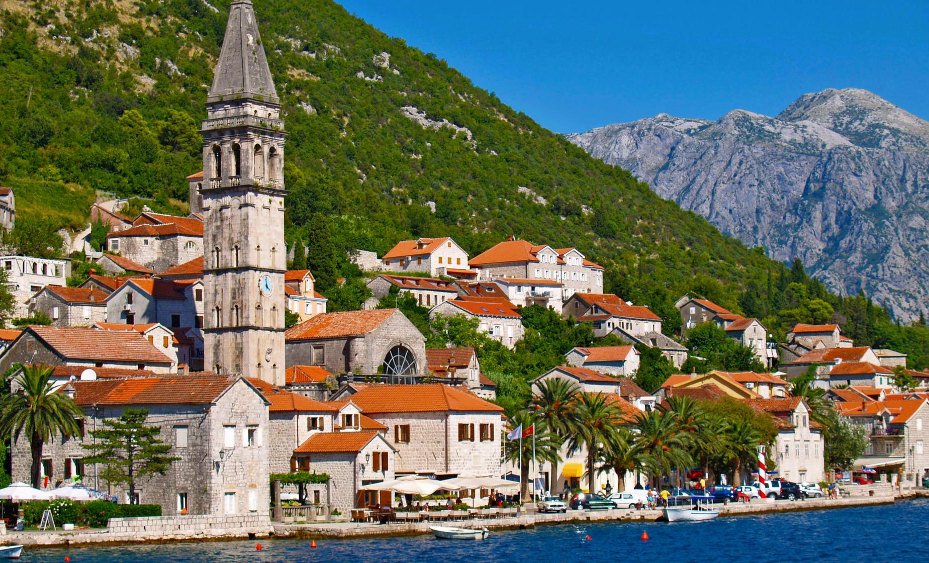 Private Kotor and Perast