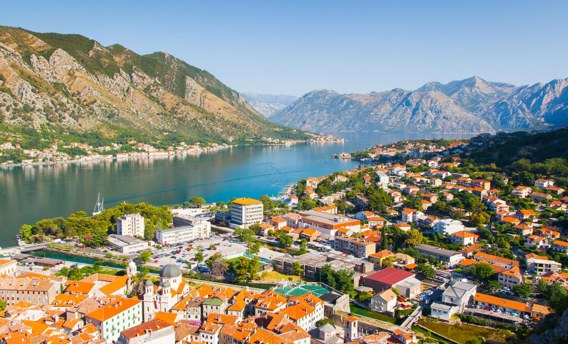 History of Kotor by Land