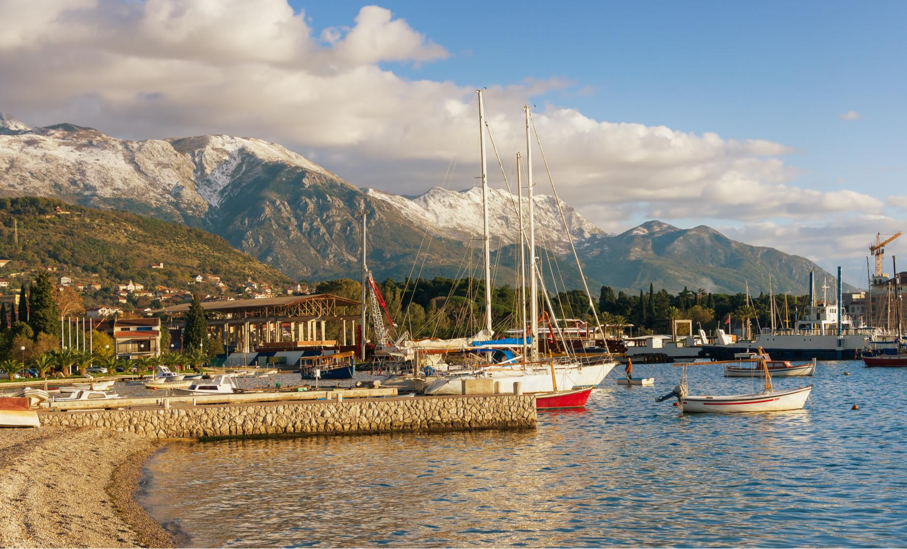 Luxurious Porto Montenegro