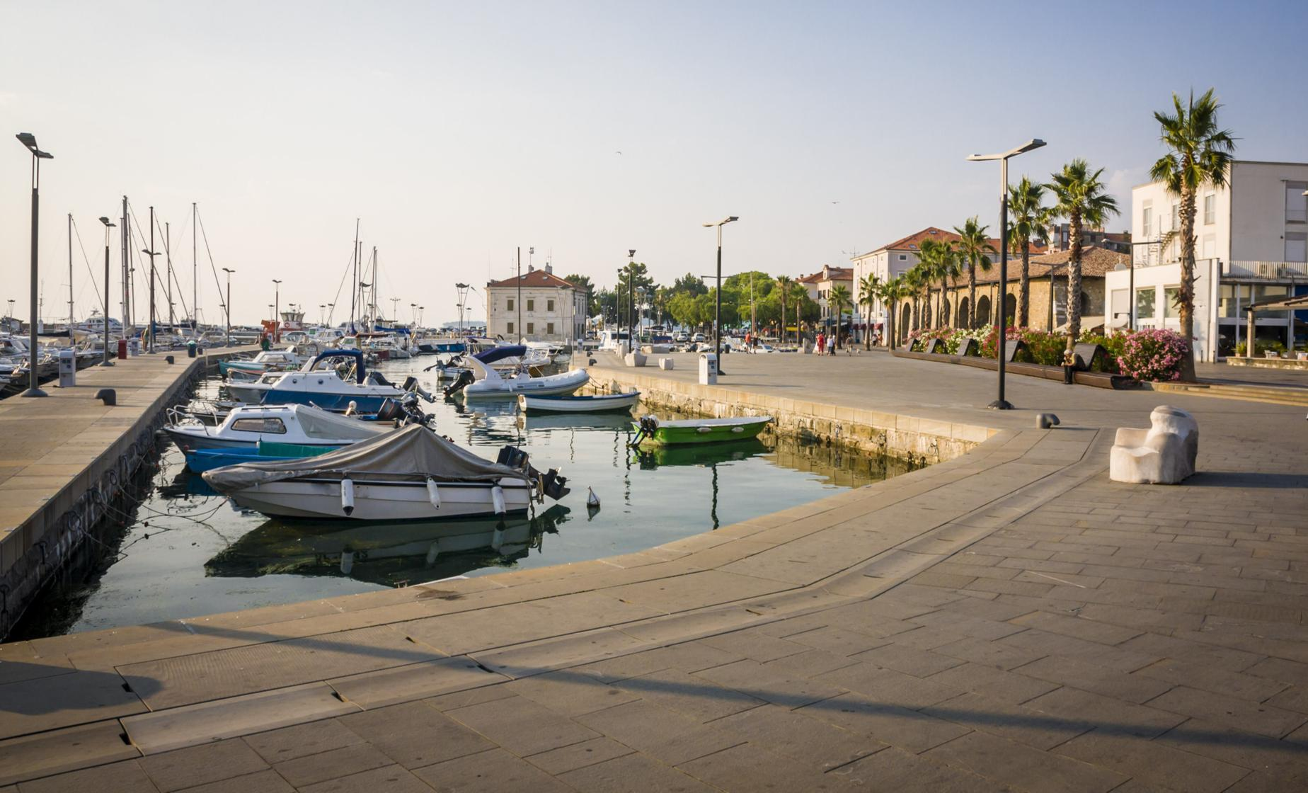 Koper & Izola Biking Tour