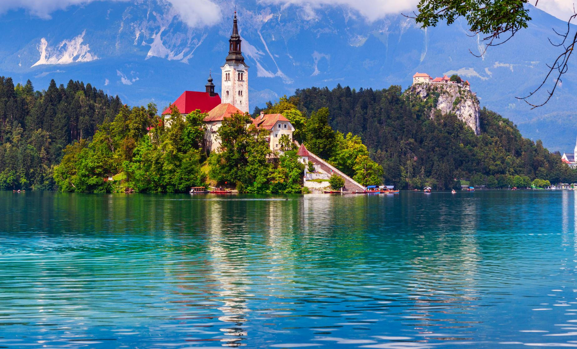 Private Tour of Lake Bled and Ljubljana
