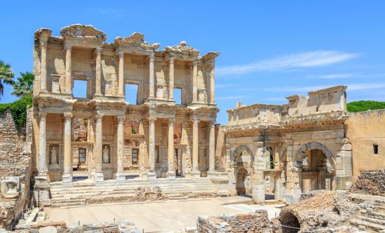 Private Ancient Ephesus Tour from Kusadasi (Temple of Artemus, Arcadian Way)