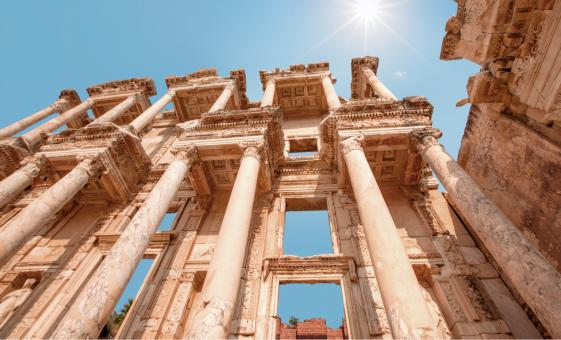 Exclusive Ancient Ephesus, Travel Through Time