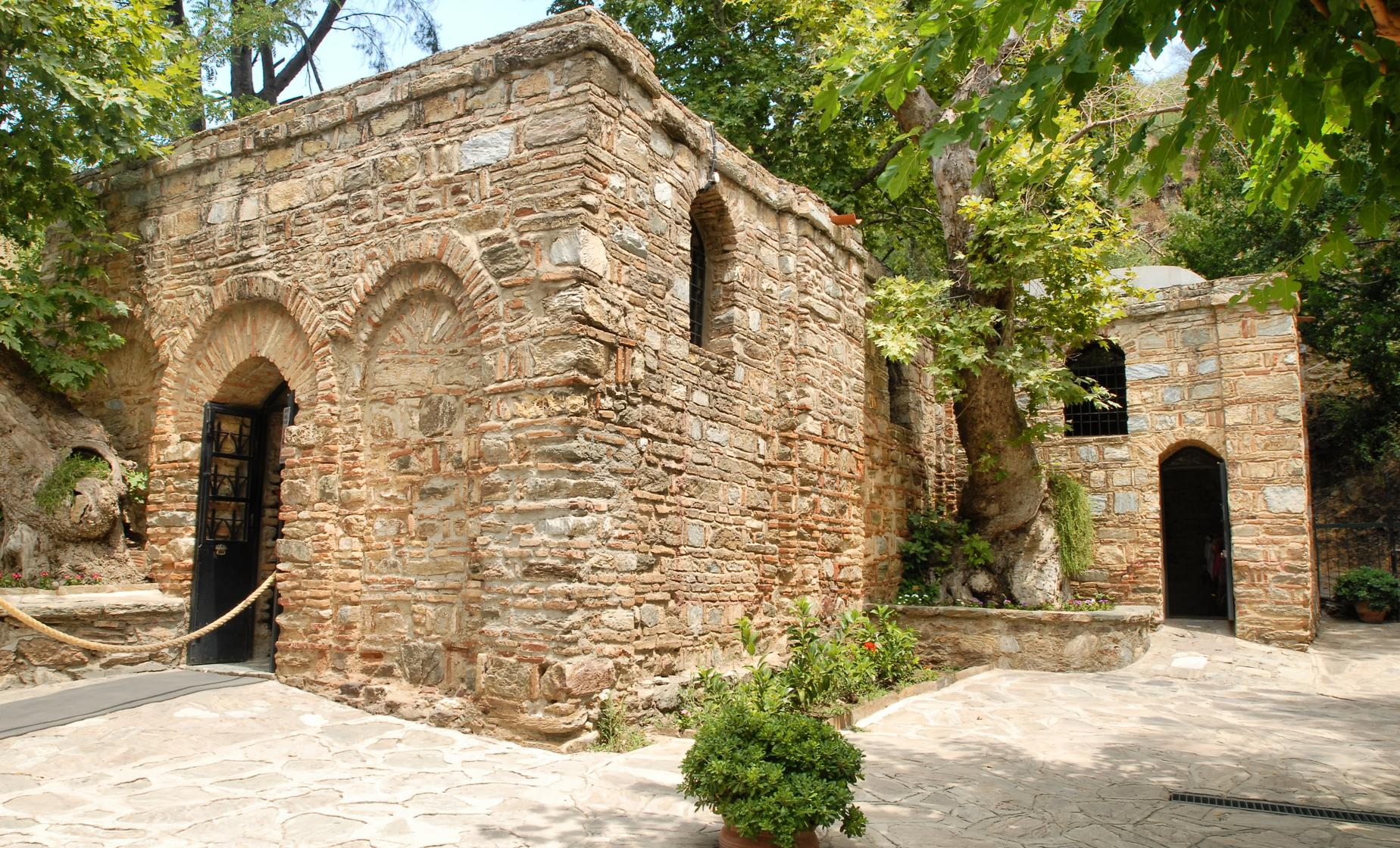 House of Virgin Mary and Ancient Ephesus