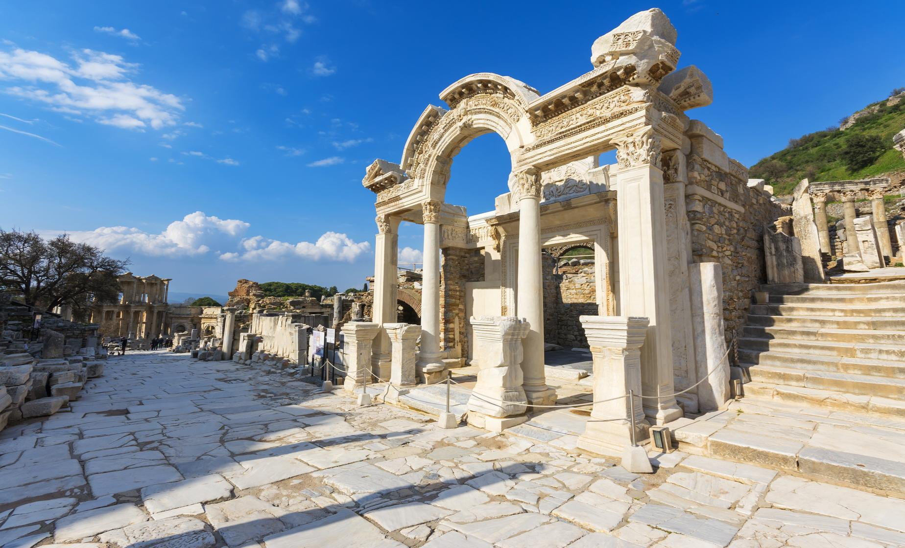 Private House of Virgin Mary and Ancient Ephesus