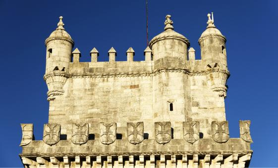 Full Day Lisbon and Sintra Tour (Church of S. Jerome Monastery, Trade Square, Rossio Square)