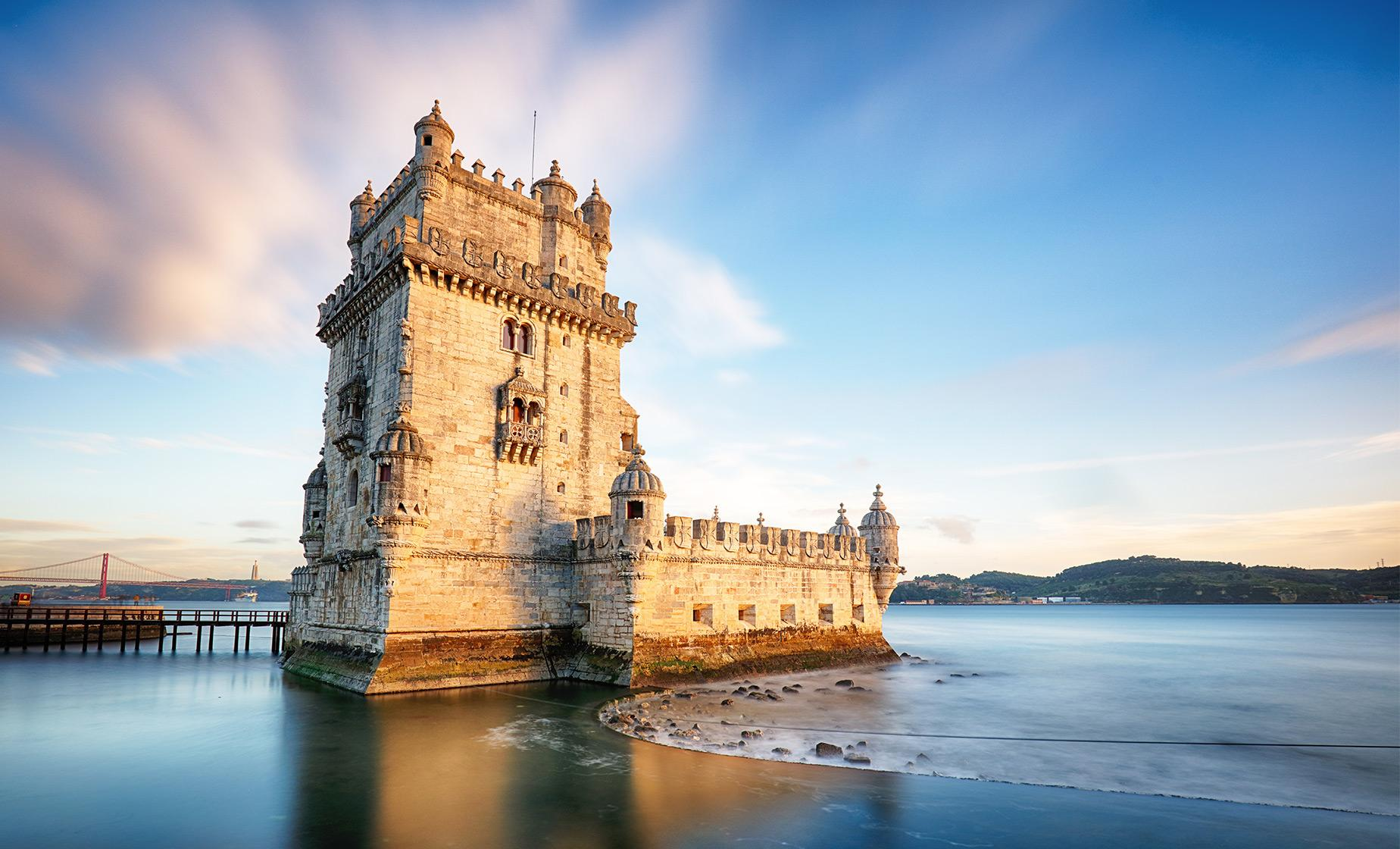Classic Lisbon Half Day Tour (Monuments of the Portuguese Discoveries, Belem Tower)