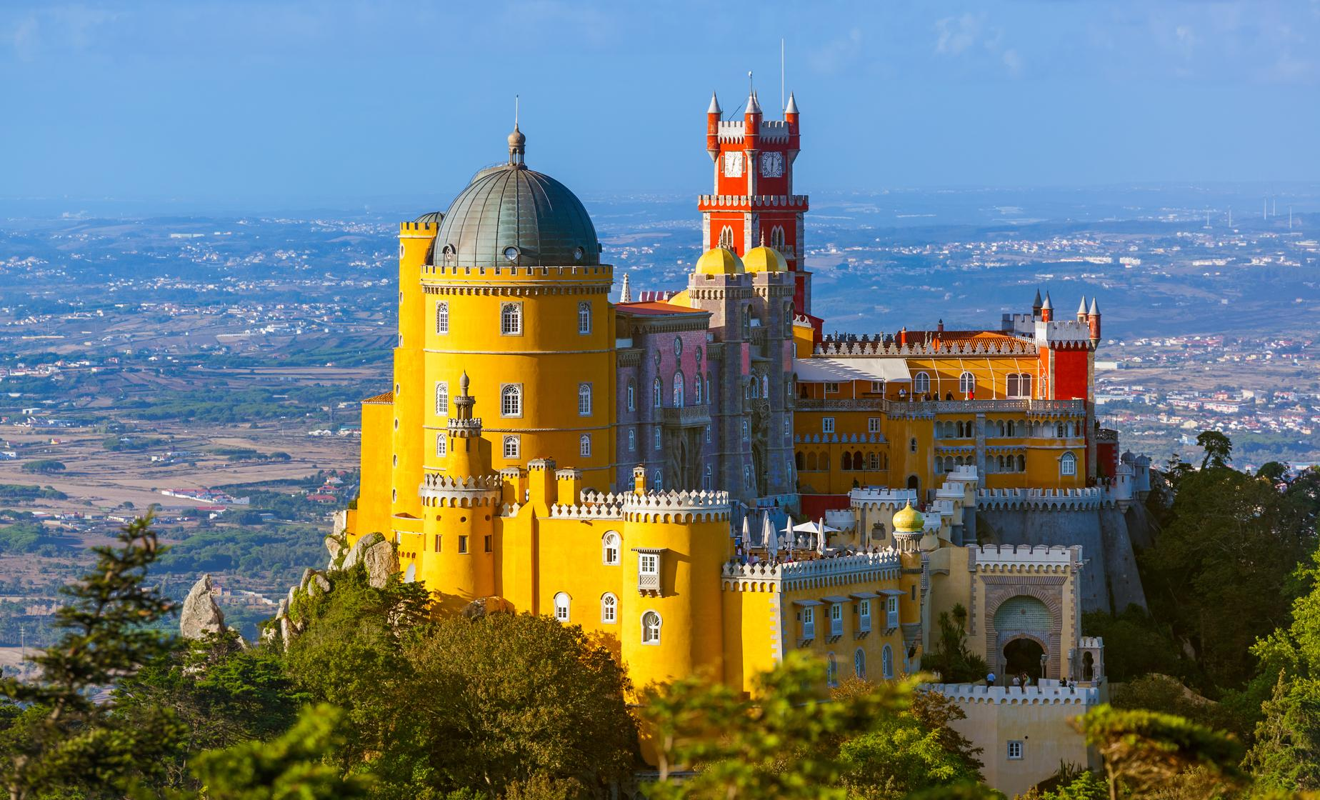 Full Day Sintra Deluxe Tour