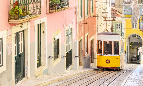 Lisbon by Foot and Funicular