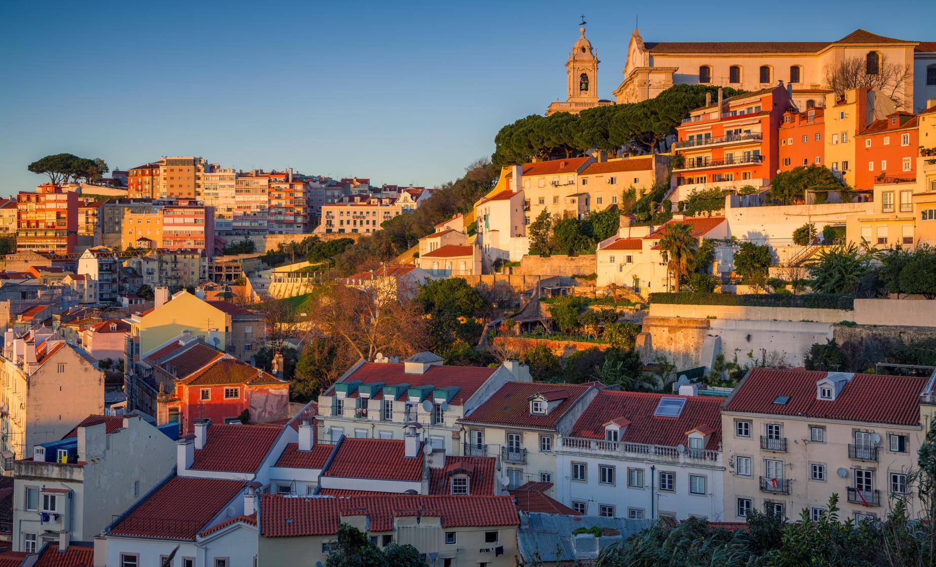 Lisbon, Sintra and Estoril
