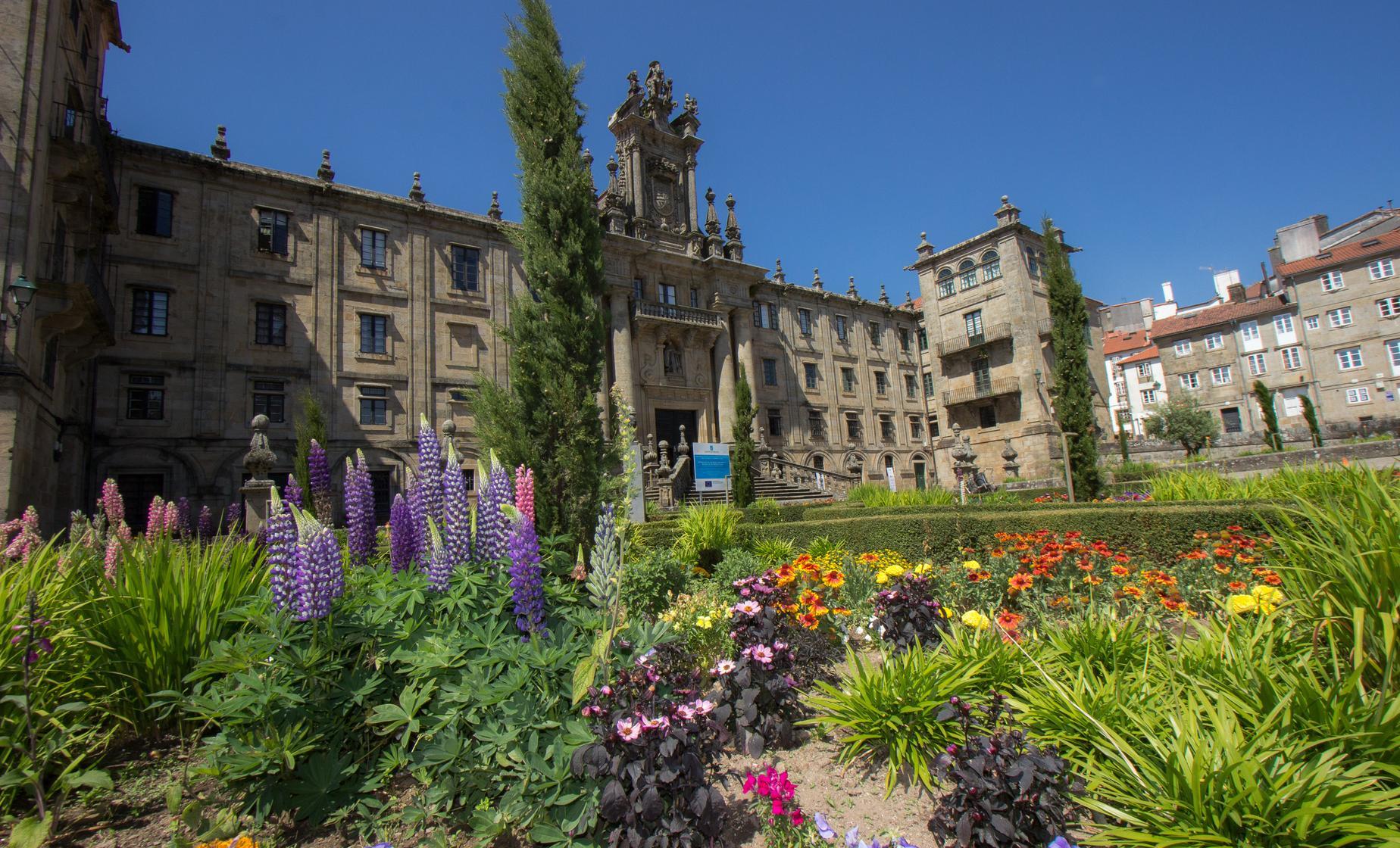 Journey to Santiago de Compostela Tour from La Coruña