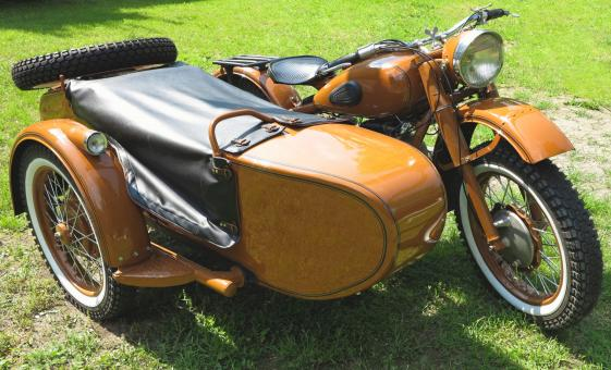 Private Sidecar Adventure
