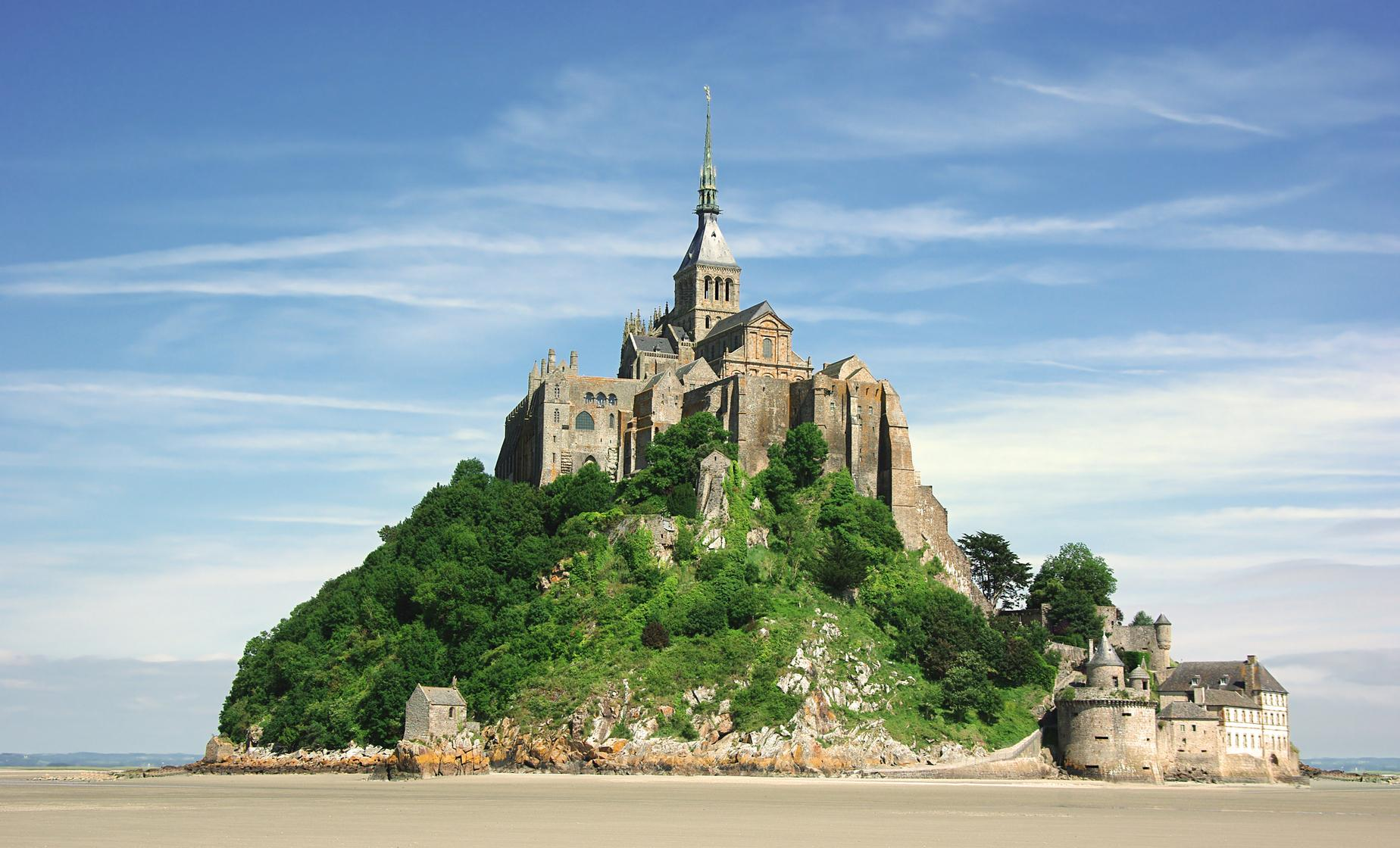 Private Mont St. Michel Tour from Le Havre