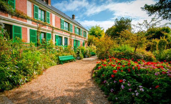 Private Giverny and Rouen