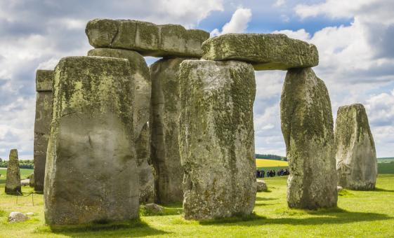 Stonehenge and All Afternoon in Bath Tour (Salisbury Plain, Avon River)