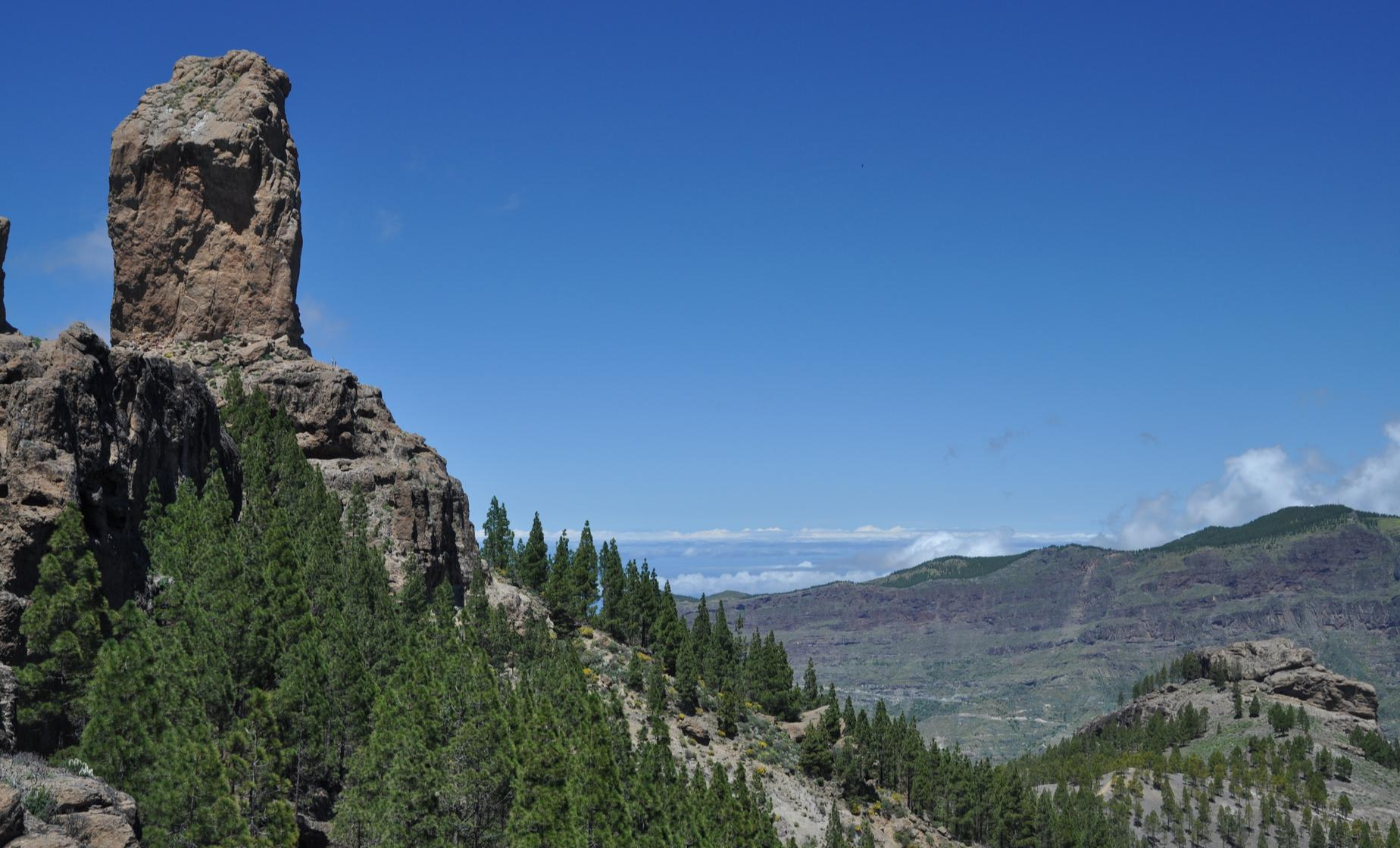 Gran Canaria and Roque Nublo