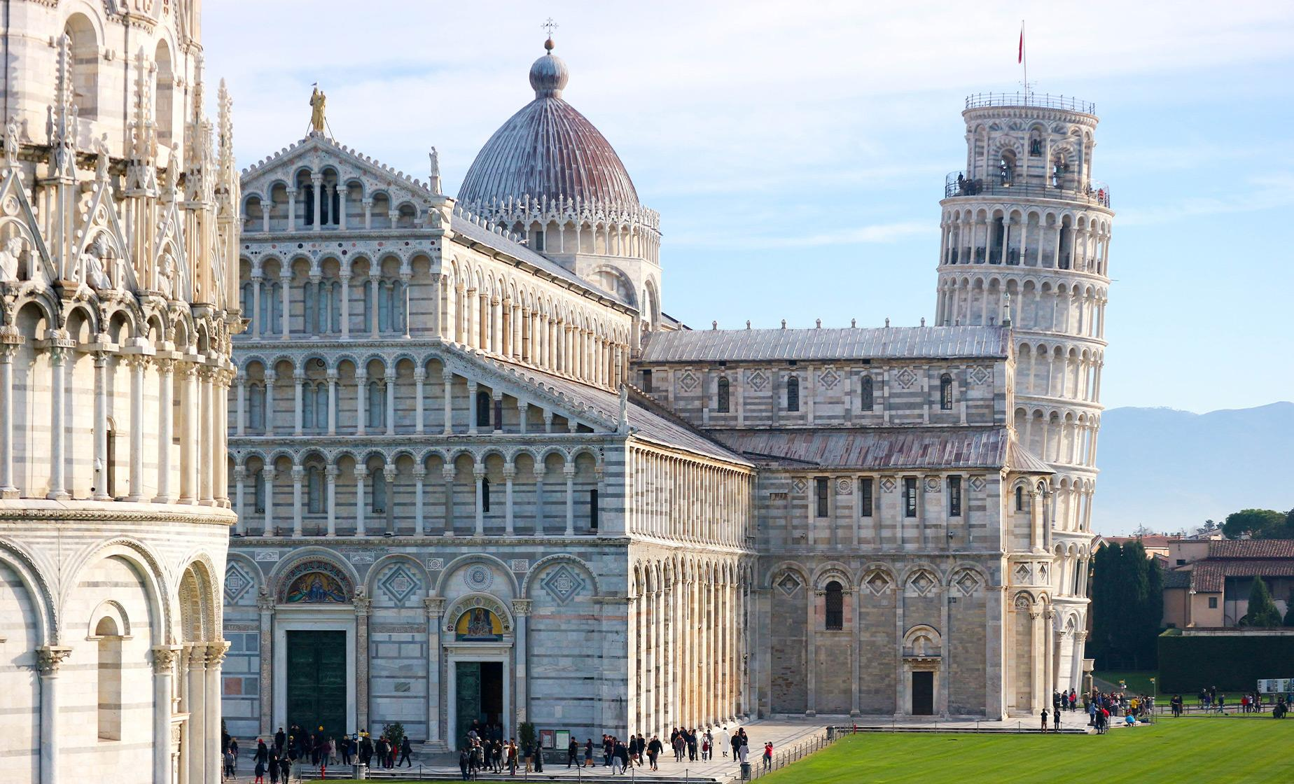 Private Lucca and Pisa Tour